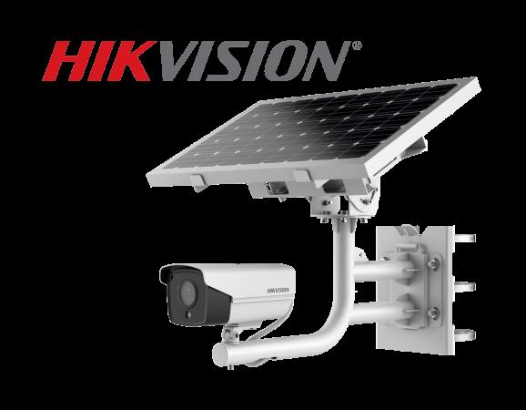 4G Solar Kit from Hikvision