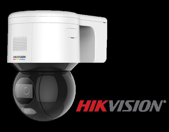 Hikvision's new ColorVu PTZ camera