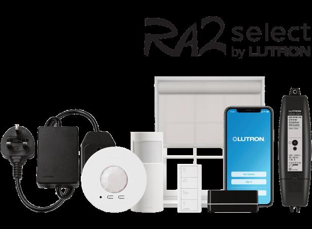 RA2 Select by Lutron
