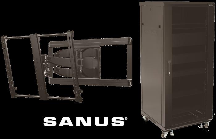 SANUS MOUNTS & RACKS SAVE UP TO 20%