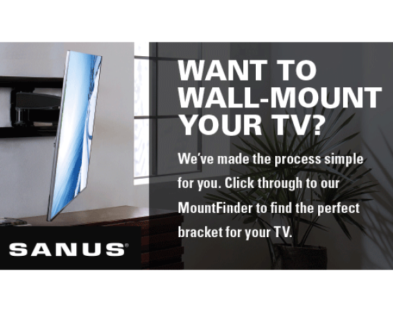 SANUS MountFinder