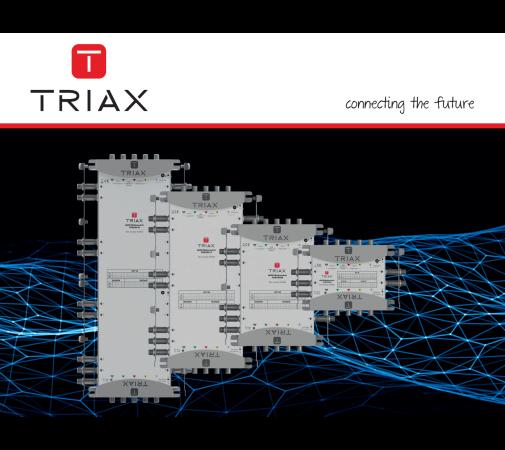 5% OFF... TRIAX dSCR Trade Prices