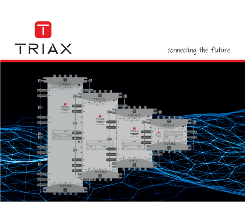 New TRIAX dSCR multiswitches