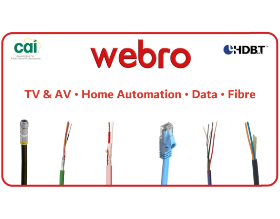 Webro... Much More Than Just Coax