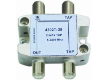 INTERNAL 2-25 F Type Tap (5-2400MHz)