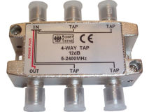 INTERNAL 4-12 F Type Tap (5-2400MHz)