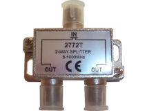 INTERNAL 2 Way F Splitter (5-1000MHz)