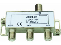 INTERNAL 2-24 F Type Tap (5-1000MHz)