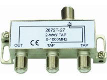 INTERNAL 2-27 F Type Tap (5-1000MHz)