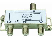 INTERNAL 2-30 F Type Tap (5-1000MHz)