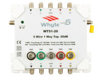 WHYTE Series 5 1 Way 20dB Tap Loss