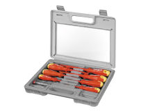 8 Piece VDE Screwdriver Set Insulated 1KV