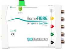 FRACARRO OPT-RX Fibre Optic QUATTRO