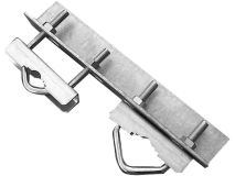 "2"" HANDCUFF Clamp c/w Channels (Each)"