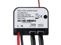 HDL 4CH Wireless Dry Contact Inputs