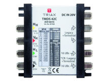 TRIAX TMDS42C Sky Q™ 2+2 Way Adaptor