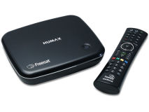 HUMAX Smart STB (Freesat HD) c/w WiFi