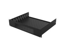 PENN-ELCOM Rack 2U Vented Shelf - PS4 PRO