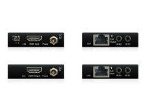 BLUSTREAM Slimline HDMI CAT6 Extender Set