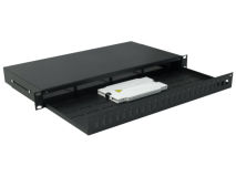 "TELEVES Splice Box for 19"" Rack Mount 1U"