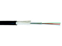 (m) CLT Fibre Optic 8 Core Cable Black