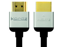 3m (10') KORDZ HDMI Lead BLACK