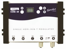 ANTIFERENCE Single HD DVB-T Modulator