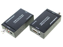 ANTIFERENCE HDMI Over Coax Set c/w IR