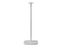 (1) FLEXSON S1-FS Floorstand ONE White