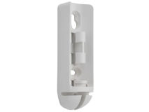 (1) FLEXSON Spare Wall Plate ONE White