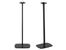 (2) FLEXSON S1-FSX2 Floorstand ONE Black