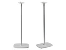 (2) FLEXSON S1-FSX2 Floorstand ONE White