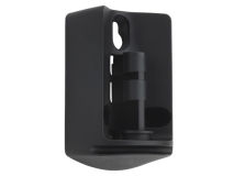 (1) FLEXSON Spare Wall Plate PLAY:5 Black