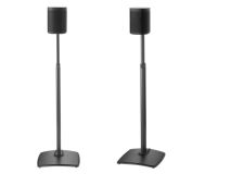 (2) SANUS Adj. Floorstand SONOS® ONE Black