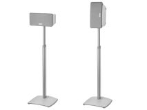(2) SANUS Adj. Floorstand SONOS® ONE White