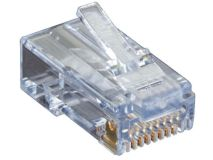 (1) SAMSON CAT6 RJ45 Plug (Single)