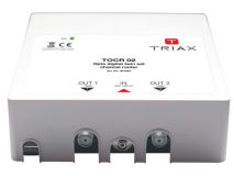 TRIAX Fibre IRS Sky Q™ Optical GTU