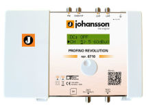 JOHANSSON Amplifier PROFINO REVOLUTION