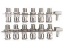 WHYTE 12 Way Multiswitch Earth Bar Set