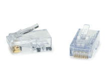 (1) ezEX-RJ45 CAT6 Plug ezEX44 (Single)