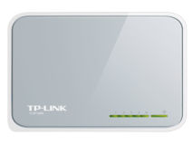 TP-LINK 5 Port 10/100Mb Ethernet Switch