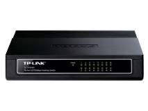 TP-LINK 16 Port 10/100Mb Ethernet Switch