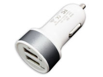 ISIX 3.4A DC Double USB IN-CAR Charger