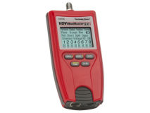 PLATINUM VDV MapMaster™ 2.0 Cable Tester