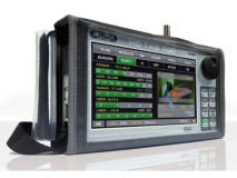 """ROVER 7"""" Touch HD Tablet Spectrum Analyser"""