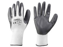 VONHAUS Rubberised Safety Work Gloves