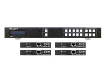 ELAN® AV HDBaseT™ 4x4 Matrix KIT