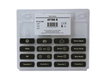 ELAN® KP7 Buttons - Black