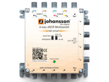 JOHANSSON 4 Way Sky Q™ Multiswitch Active