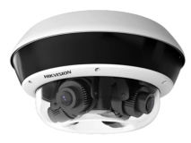 HIKVISION 20MP (4x5MP) IP Dome 2.8-12mm